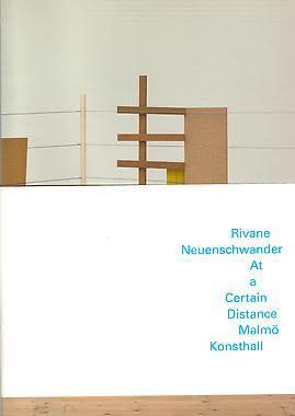 Rivane Neuenschwander: At A Certain Distance