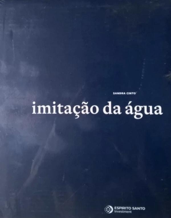 Sandra Cinto: Imitação da água (Imitation of Water)