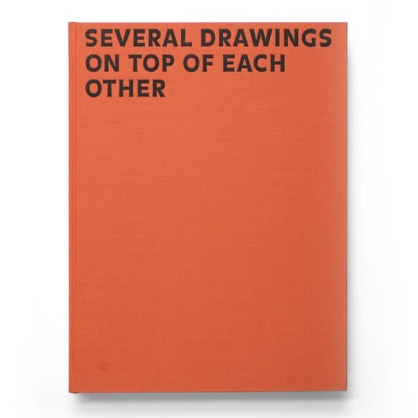 Mark Manders: Several Drawings on Top of Each Other