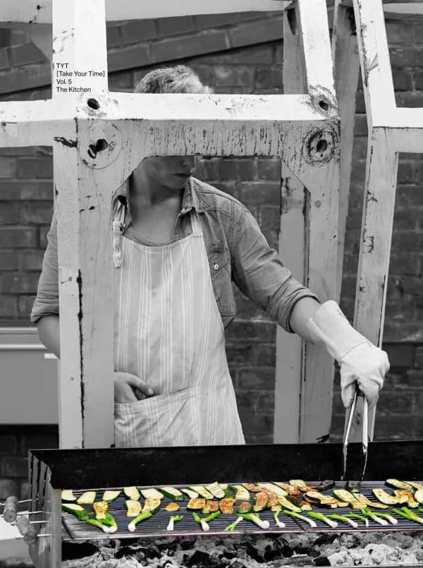 Olafur Eliasson: Take Your Time: The Kitchen