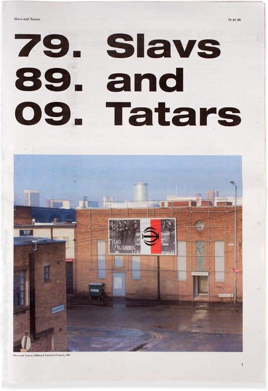 Slavs and Tatars: 79.89.09.