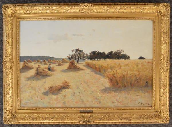 Fernand Quignon, Harvest, ca. 1890