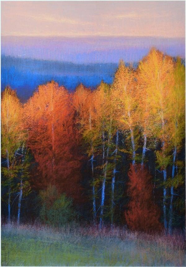 M. Katherine Hurley, Autumn Sunset, 2013