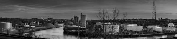 Tim Lachina, River's Bend, 2014