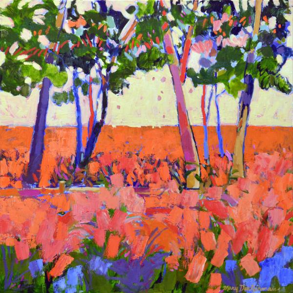 Mary Deutschman, 1042 Tulip Garden, 2018