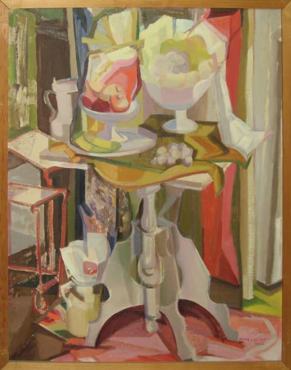 Clara Deike, E303 Still Life, 1952