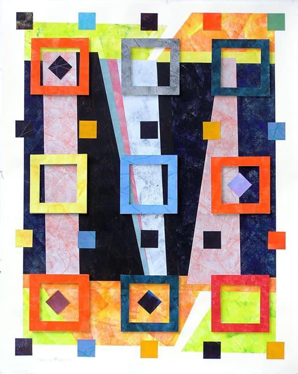 Ruth Bercaw, Curtain (2), 2010