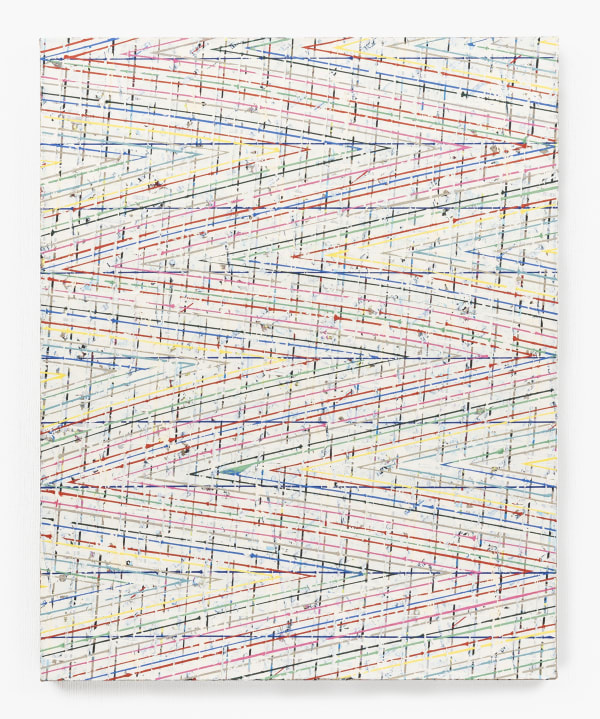 Andrea Joki, zigzag, 2018