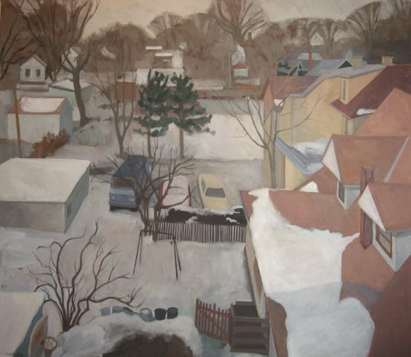 Catherine Redmond, The Shortest Day of the Year, 1996