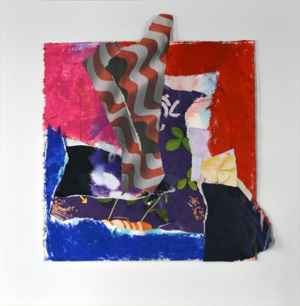 Andrea Hahn, Untitled No. 2, 2016