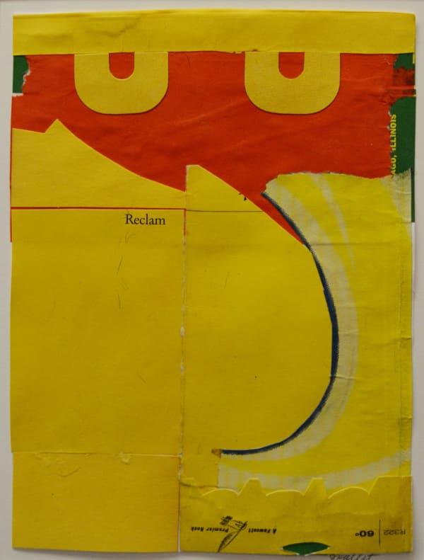 Jeff Kallet, Yellow Hidey Hole, 2016