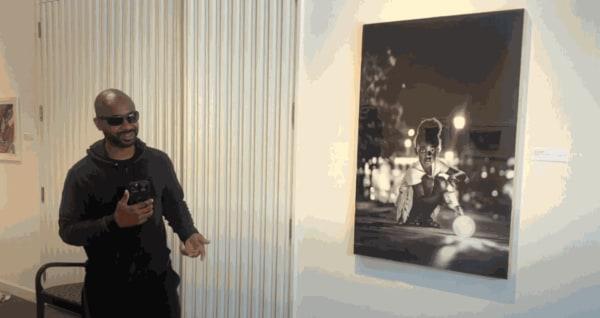 Donald Black Jr. | Behind the Art