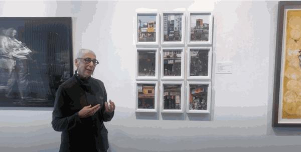 Garie Waltzer | Behind the Art