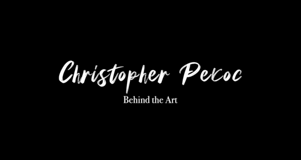 Christopher Pekoc | Behind the Art