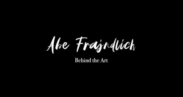Abe Frajndlich | Behind the Art