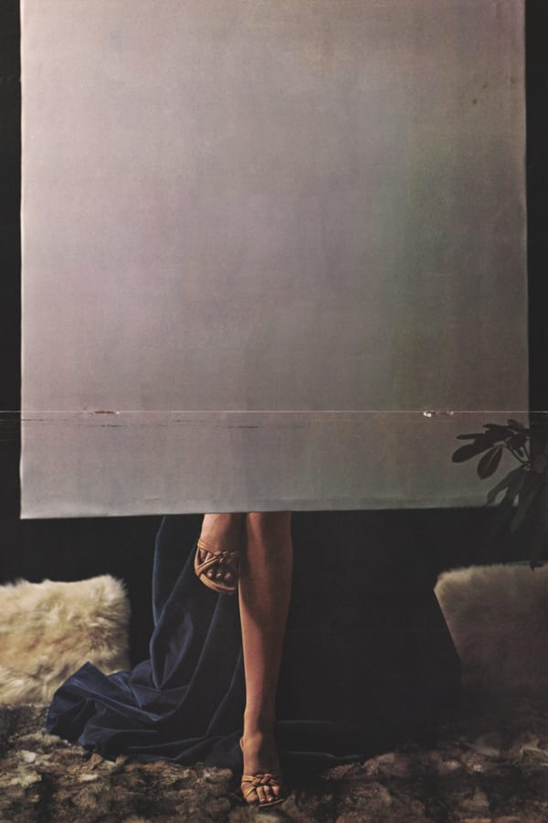 Drape (Centerfold II), 2012 © Eva Stenram / courtesy The Ravestijn Gallery