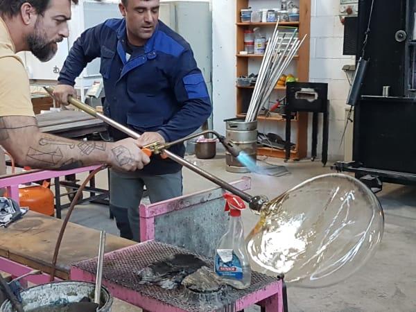 Making of Cumplicidad Vetorais #4, a sculpture by tulio Pinto