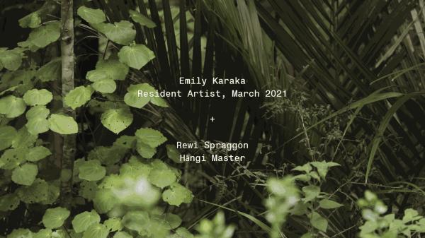 Gate XI Emily Karaka x Rewi Spraggon | McCahon Mouse
