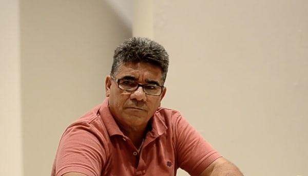 Artist talk with Santiago Rodríguez Olazábal