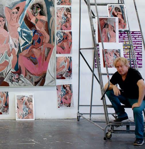 Artist of the Month: November, Doug Argue