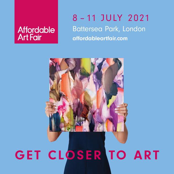 Affordable Art Fair - Battersea Summer 2021