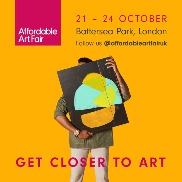 Affordable Art Fair - Battersea Autumn 2021