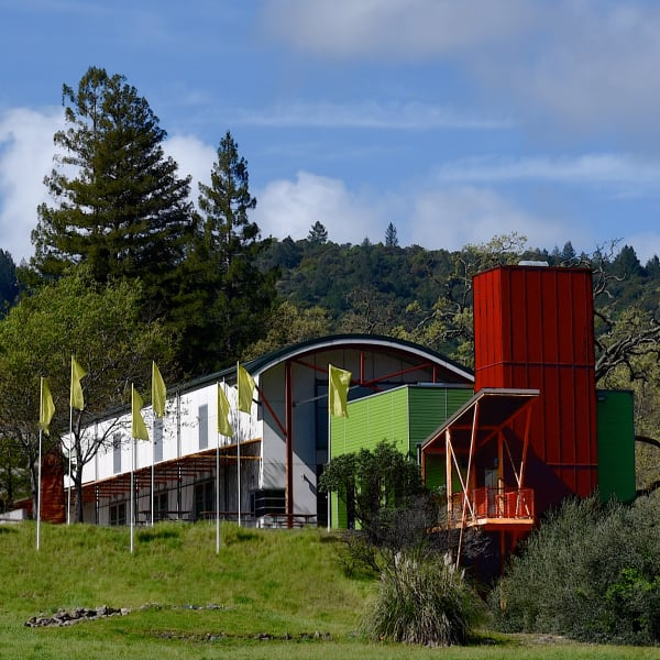 Out of the Box: Tour and Tasting at Napa Valley Museum