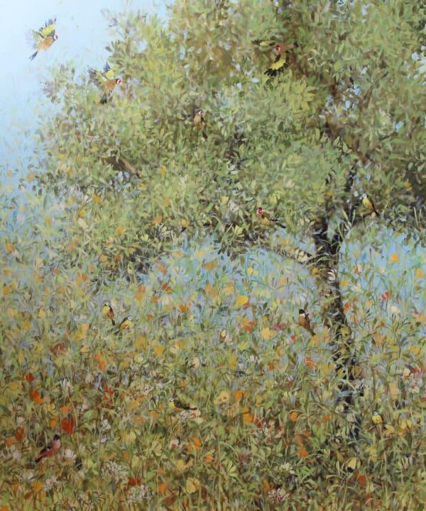 Fletcher Prentice | The Painted Garden