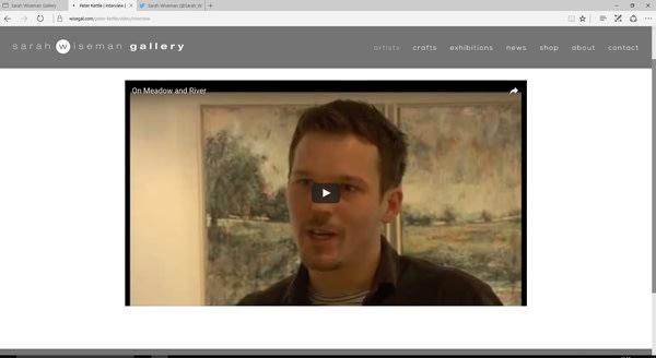 Peter Kettle TV Interview