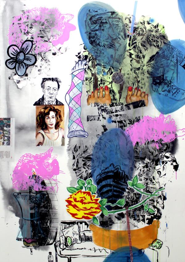 Florentine & Alexandre LAMARCHE-OVIZE, To Sarah (dirty diego), 2006-2016