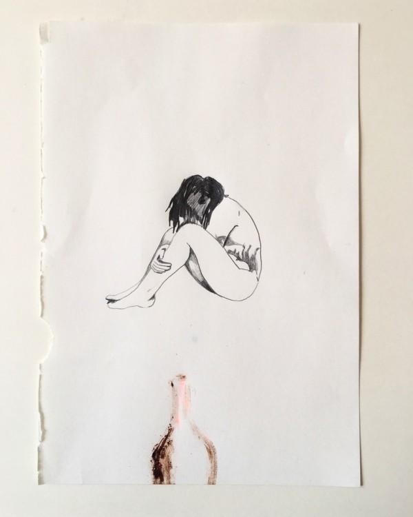 Michael Aurel, Adopting The Self, 2018