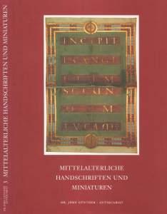 Mittelalterliche Handschriften und Miniaturen