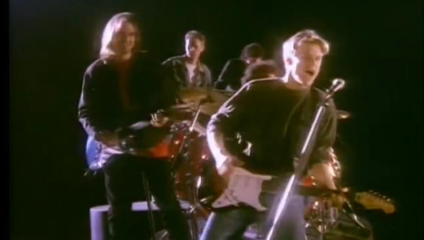 <p>Bryan Adams</p><p>'Can't Stop This Thing We Started'</p><p>Directed by Kevin Godley</p>