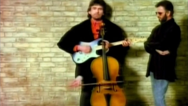 <p>George Harrison</p><p>'When We Was Fab'</p><p>Directed by Kevin Godley</p>  <p>Edit by Jerry Chater</p>