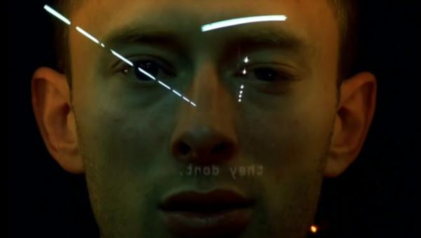 <p>Radiohead</p><p>'No Surprises'</p><p>Directed by Grant Gee</p>  <p></p>
