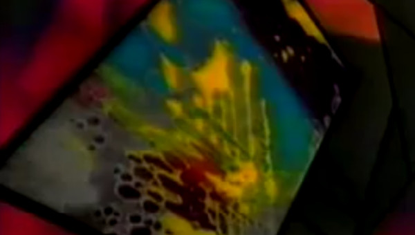 <p>Brian Eno & John Cale</p><p>'One Word'</p><p>Directed by Brian Eno</p>  <p>edit by Jerry Chater</p>