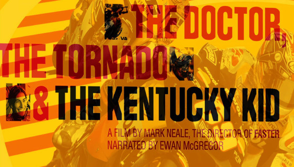 <p>The Doctor, The Tornado & The Kentucky Kid</p><p>music from the film</p><p>Directed by Mark Neale</p>  <p>Two tracks. 'The Corkscrew' and Torque Talk</p>