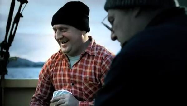<p>Norwich Union</p><p>'Trawlerman'</p><p>Dir:Stuart Douglas. Nice Shirt Films</p>  <p>Bank Hoggins O'Shea FCB</p>