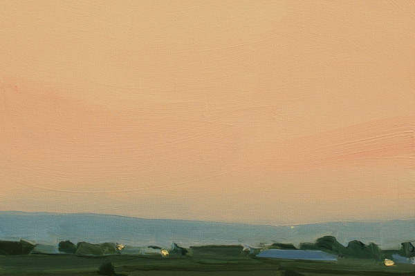 "Detail of ""Kingsport Sunset"""
