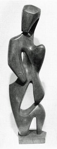 <em>Standing Figure</em>, 1948