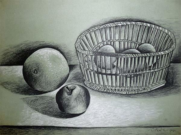 <em>Still Life with Fruit</em>, 1944