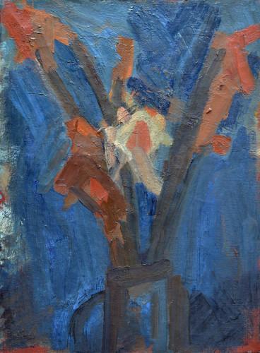 <em>Vase of Flowers</em>, 1954