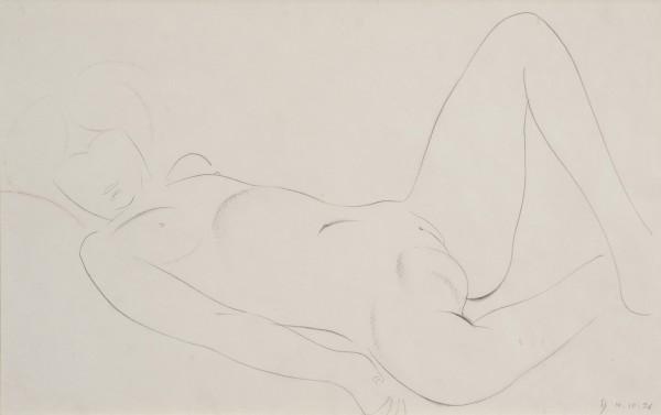 <em>Nude</em>, 1926