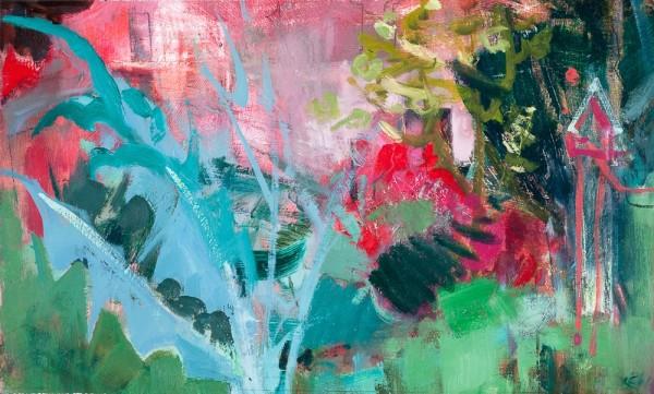 <span class=&#34;artist&#34;><strong>Kate Corbett-Winder</strong></span>, <span class=&#34;title&#34;><em>Cardoon & Bird House</em>, 2015</span>
