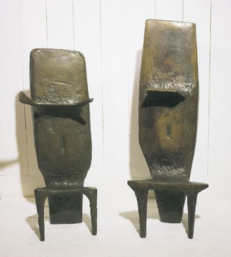 <em>Sibyl (Version 1 & 2)</em>, 1961