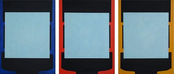 <em>Triptych</em>, 1966