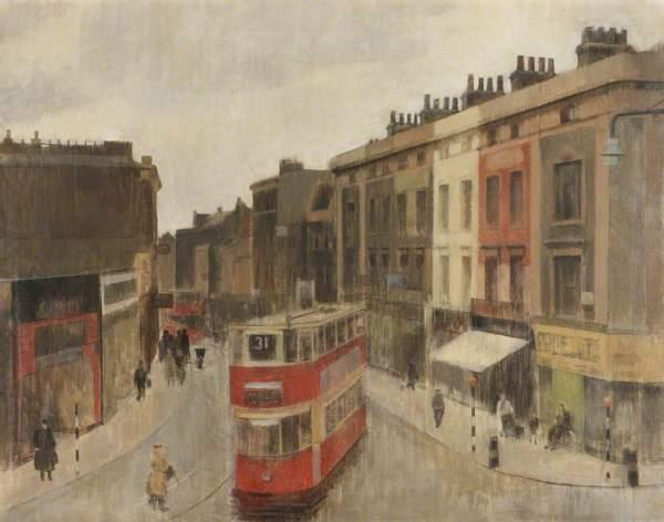 <em>Mare Street, Hackney</em>, 1937