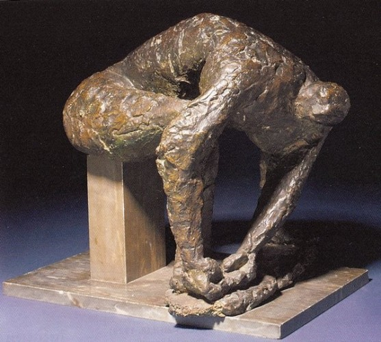 <em>Seated Woman</em>, 1955