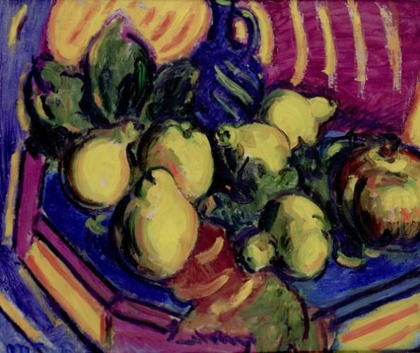 <em>Quinces and Pomegranates</em>, 1952
