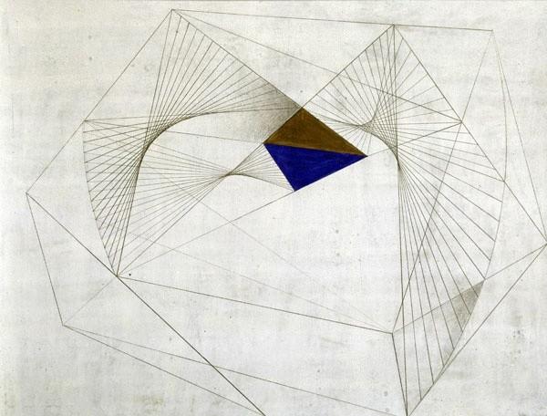 <em>Drawing for Sculpture</em>, 1942